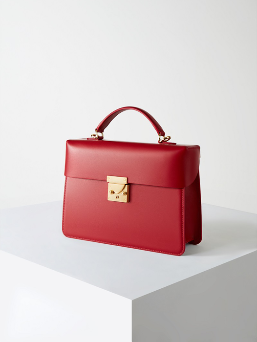 Box Bag-Firenze Red(SOLD OUT)