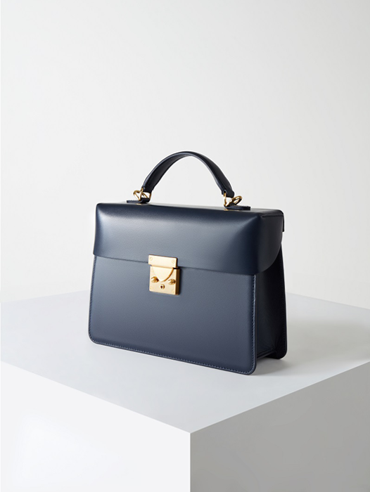 Box Bag-Loire Blue(B grade)