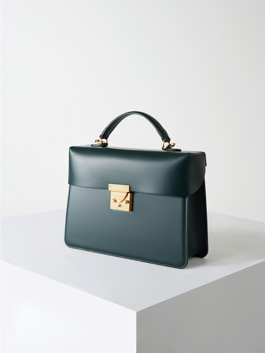 Box Bag-Malachite Green(SOLD OUT)