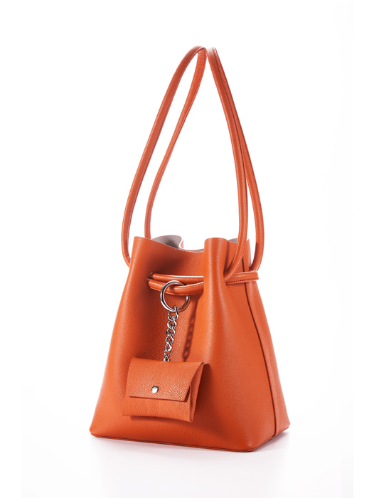 Curvy bag - Tangerine(SOLD OUT)