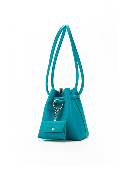 Curvy Candy bag - Turquoise(SOLD OUT)