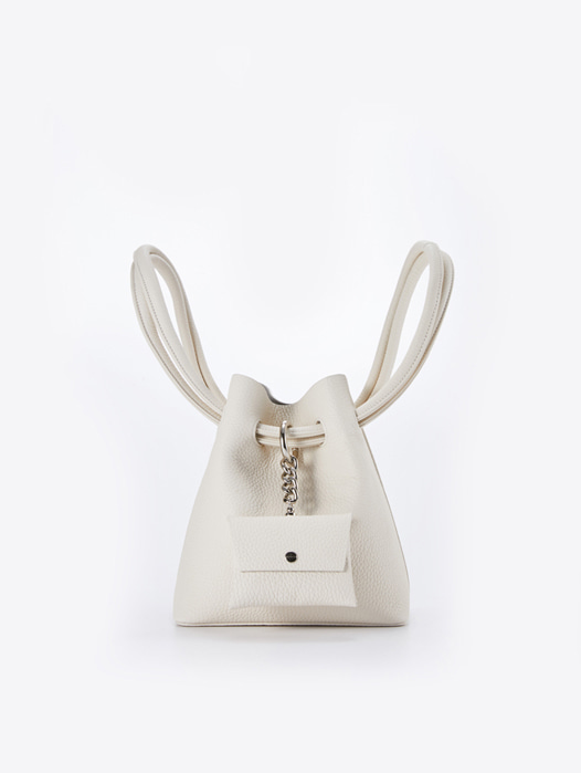 Curvy Candy bag -Cotton Beige(3차 리오더)
