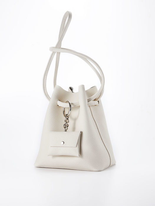 Curvy bag - Cotton Beige( SOLD OUT )