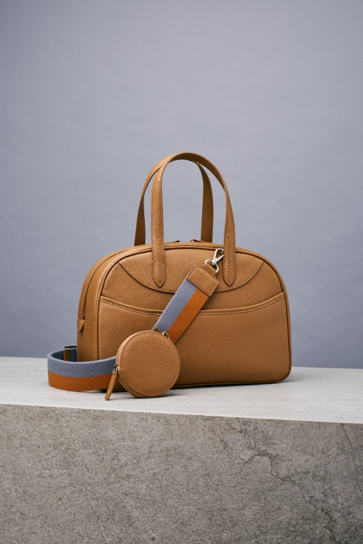 Mighty Bag Medium - Camel - Camel Combi Strap
